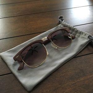 J crew sunglasses