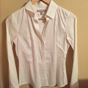 Banana Republic Non-Iron Fitted button shirt 6