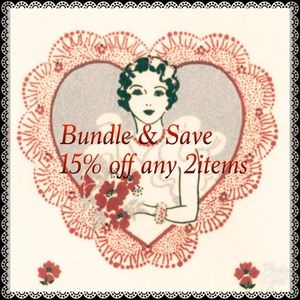 Other - Bundle any 2 items & save 15%