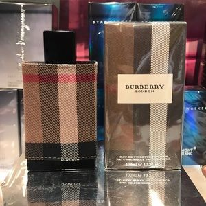 BURBERRY LONDON EDT 100ML 3.4OZ FOR MAN BRAND NEW