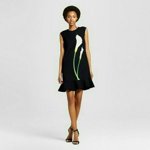 Victoria Beckham for Target Calla Lily Dress Small