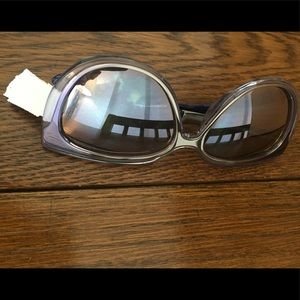 AUTHENTIC JIMMY CHOO Sunglasses Rounded Cat Eye