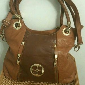 Chic Gorgeous IMAN Name Brand Shoulder Bag!