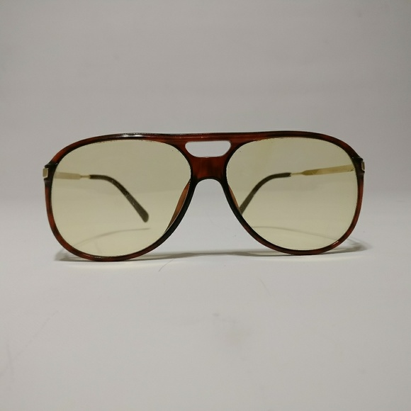 7b05024187996 Authentic 80s Vintage Playboy Aviator Glasses. M 59acaca07fab3a782508d287