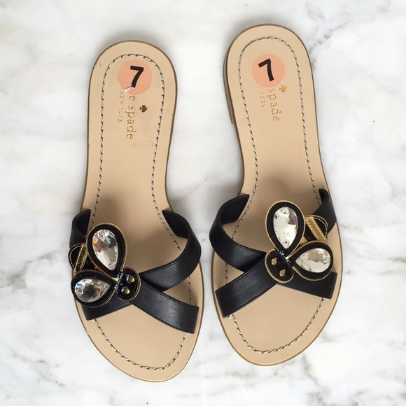 21fb20c74d1e kate spade Shoes - Kate Spade Colby Bee Sandals NEW