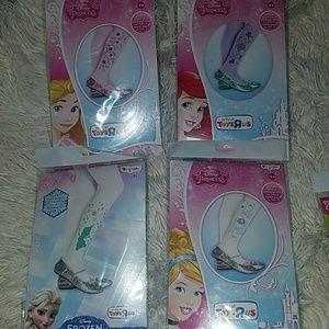 Other - 🎀New Disney Princess Pantyhose Tights Bundle