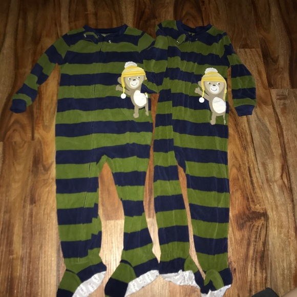 2612ca446 Carter's Pajamas | Comfy Cute From Carters Boys Size 3t | Poshmark