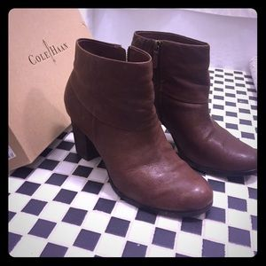 Cole Haan Cassidy Booties. GREAT CONDITION
