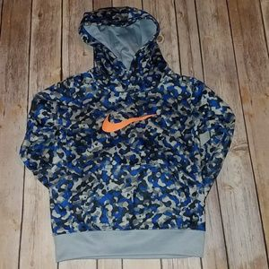 Boys Nike Thermo-Fit Hoodie