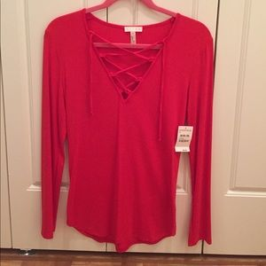 NWT Red Top