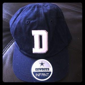 69080e8e15e Accessories - Dallas Cowboys Infant Hat