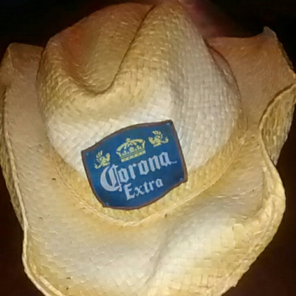 26e7955f179 Corona Other - Corona Straw Hat Vintage Look