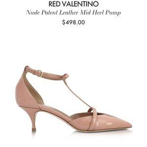 RED Valentino kitten heels