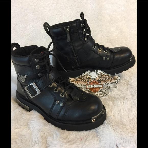 c18e78efe5cd72 Harley-Davidson Other - Men s Steel Toe Harley Davidson Boots