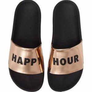 COMING SOON| Happy Hour Slide Sandals