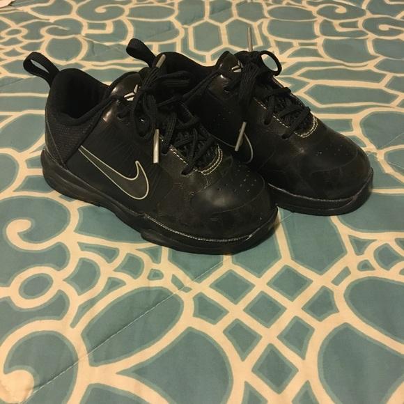 New Nike Kobe 5 Black Toddler Size 8 RARE 337b96236
