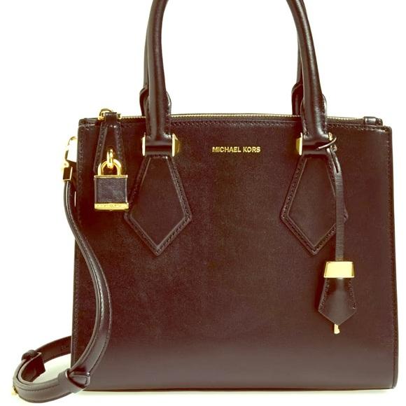 Michael Kors Handbags - NWOT Michael Kors Casey Small Satchel Bag