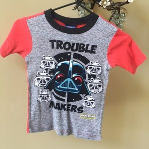 Other - Angry Birds Star Wars Trouble Darth Vader Shirt