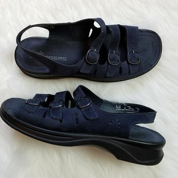 c08a2294b0c Clarks Shoes - CLARKS SPRINGERS Triple Strap Sandals