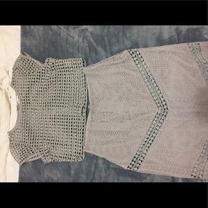 Sabo skirt 2 piece set