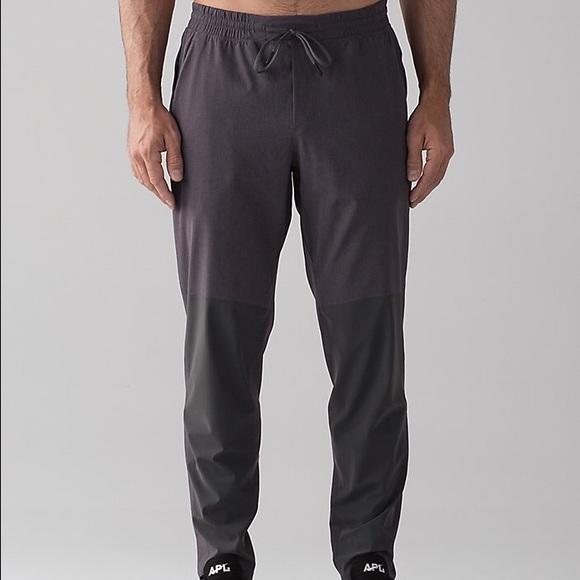 8cddec33c7 lululemon athletica Pants   Sale Mens Lululemon Rise N Sweat Pant ...