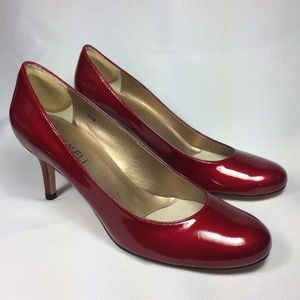 VanEli Undine Heels, Ruby Red, 7.5M