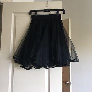 Dresses & Skirts - Tulle Mini Skirt