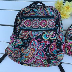 0976bfae7bff Vera Bradley Bags - Vera Bradley Tech Backpack and Lunchbox