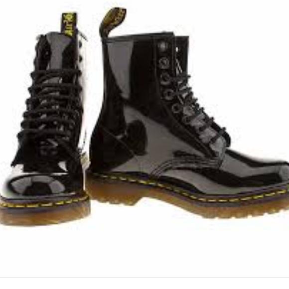 6f50096d0d6 Black doc marten boots
