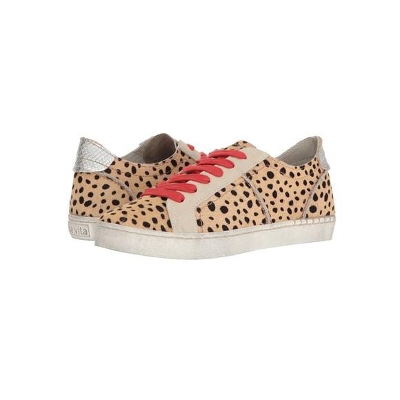 f5a2bdcaa22e Dolce Vita Shoes | Zalen Sneaker Leopard | Poshmark