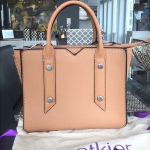 Camel Botkier Handbag