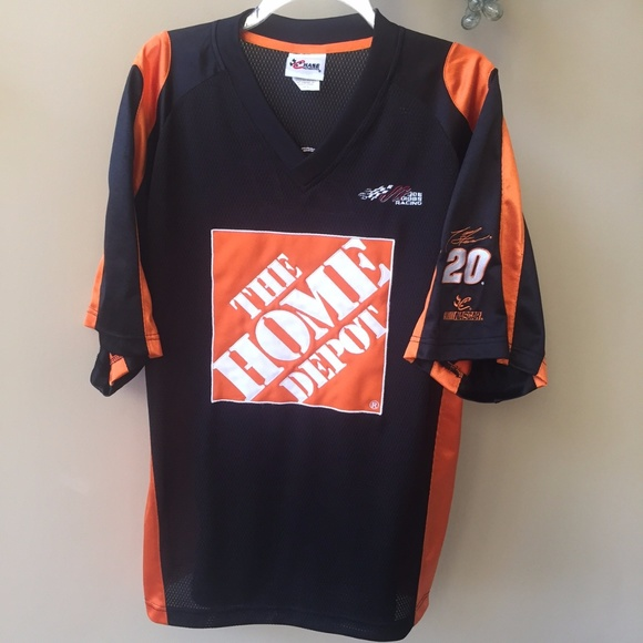 3cfe96d3640 Chase Authentic s Other - Vintage Tony Stewart Home Depot Racing  20 Shirt M