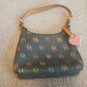 Dooney & Bourke mini purse/wristlet
