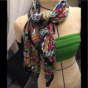 Nicole Miller scarf