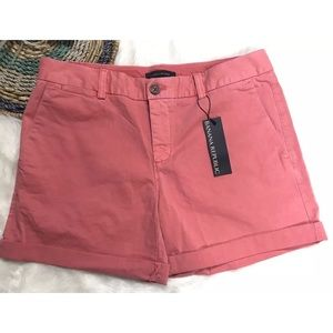 ☀️SALE☀️Banana republic Chino roll up shorts