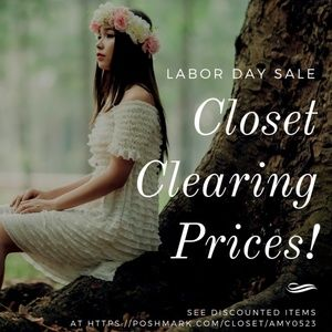 Other - Closet Clearing Event!