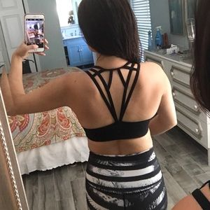 Fabletics Intimates & Sleepwear - Strappy back sports bra