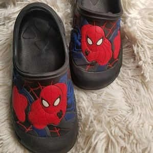 Other - Kids Spider-Man Slippers size 9