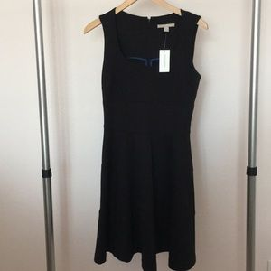 Banana Republic Little Black Sleeveless Dress.