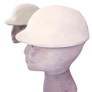 Vintage Gatsby Derby Hat