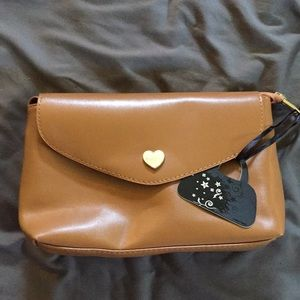 Cute brown purse
