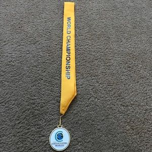 Other - Worlds Semi-Finals medal
