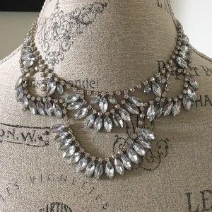 Sparkling Princess Crystal Necklace