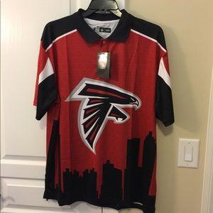 Other - Atlanta Falcons Polo shirt