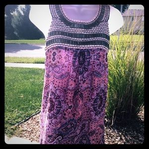 ⚡️SALE⚡️Embellished neckline Dress 👗 XL