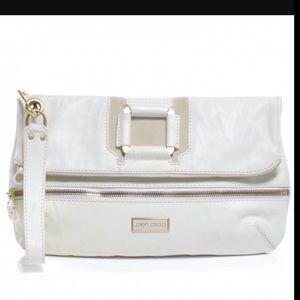 Jimmy Choo leather handbag (MAVE)