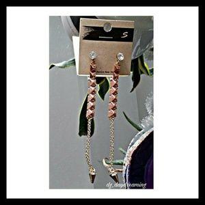 Jewelry - Rosegold Earrings