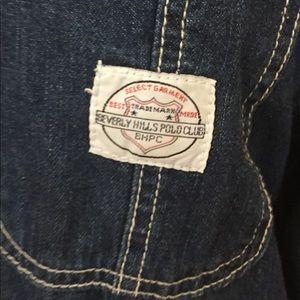 Beverly Hills Polo Club Jackets & Coats - Denim work jacket