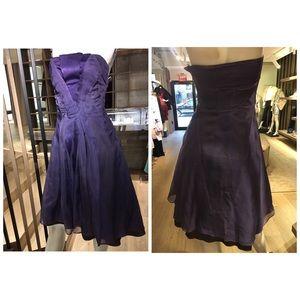 Karen Millen Silk Organza Dress