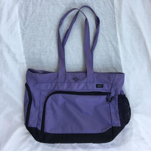 Pleasant L L Bean Carryall Tote Bag Inzonedesignstudio Interior Chair Design Inzonedesignstudiocom